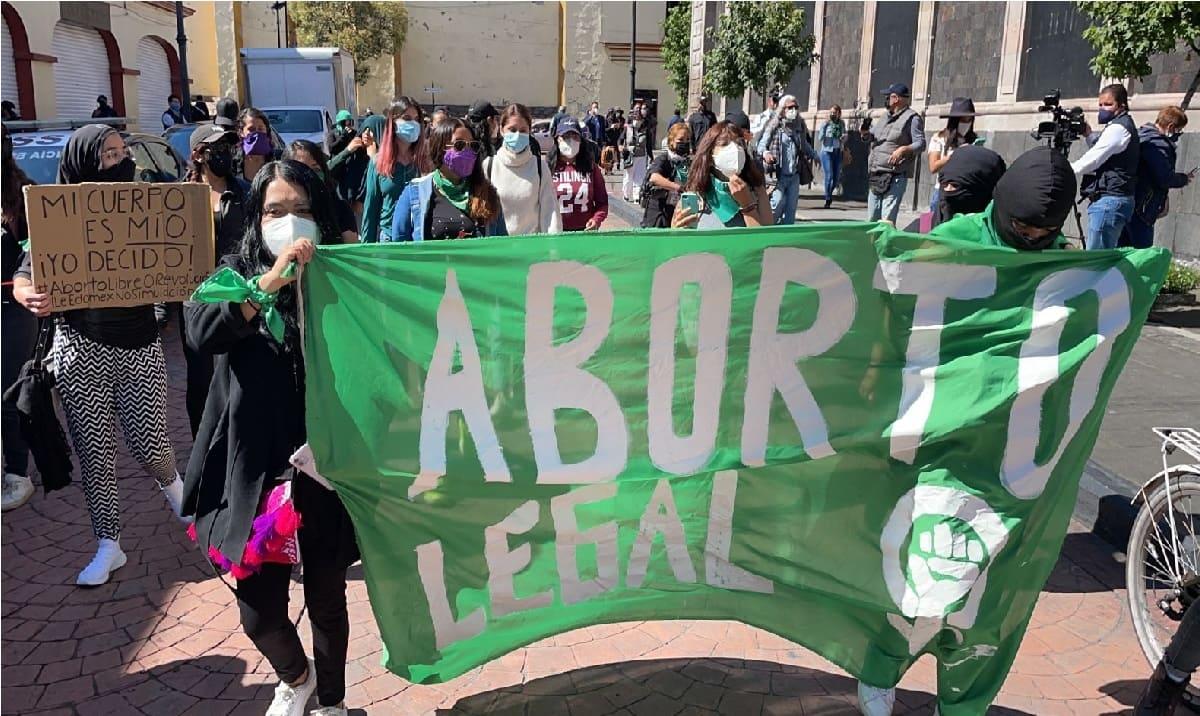 Este martes 28 de septiembre Toluca marchará a favor del aborto legal