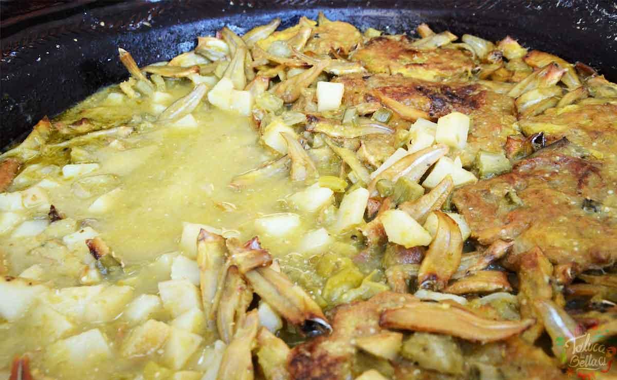 Lugares para comer antojitos mexicanos en Toluca