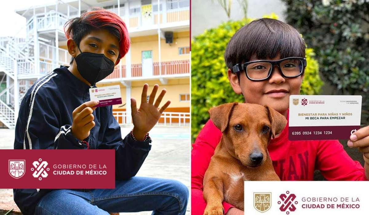 Fecha de entrega de la nueva tarjeta Mi Beca Bienestar 2021 para niños y niñas