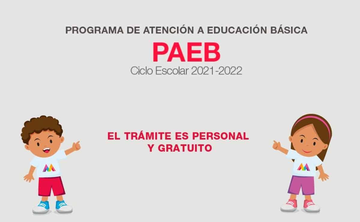 PAEB 2021: Padres y madres inconformes con la plataforma
