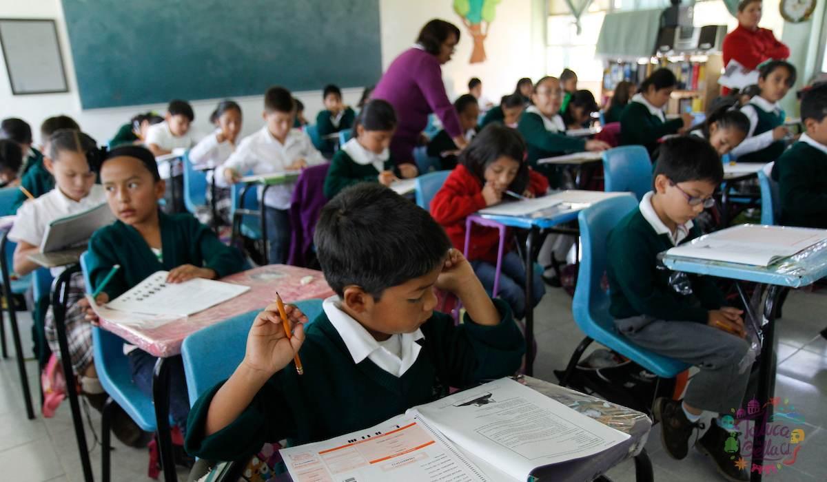 Paeb 2021- Pasos para realizar un cambio de escuela EdoMéx preescolar, primaria y secundaria