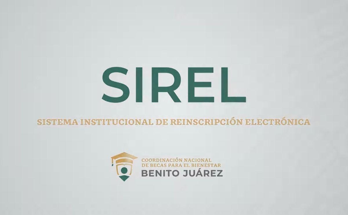 ¿Qué es y cómo me registro en SIREL?