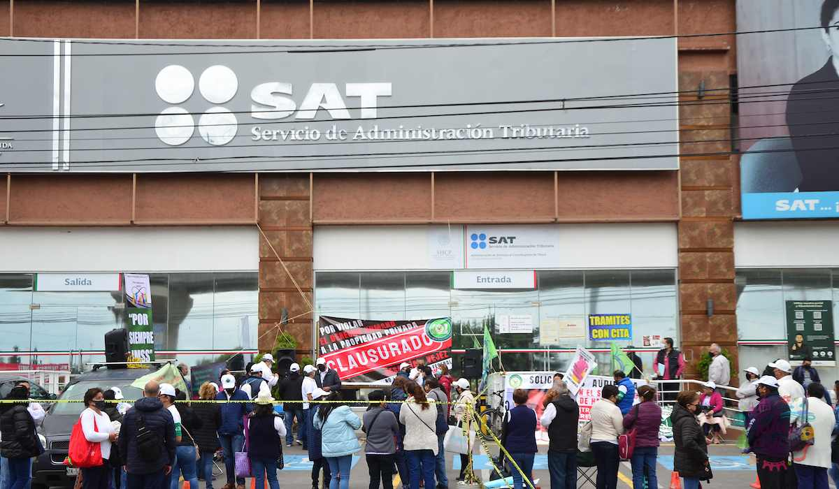 SAT 2021- Pasos para tramitar la e-firma por primera vez