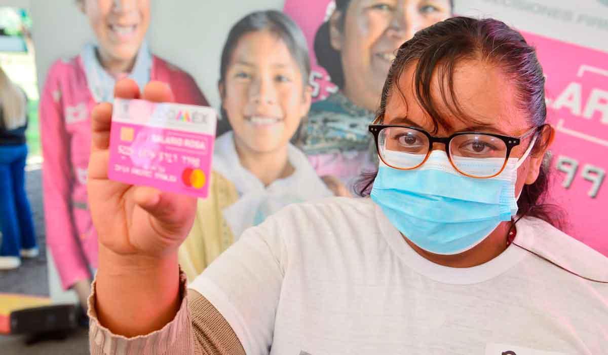 Salario Rosa 2021 en EdoMéx: ¿Cómo me registro para cobrar apoyo de 1,200 pesos mensuales?