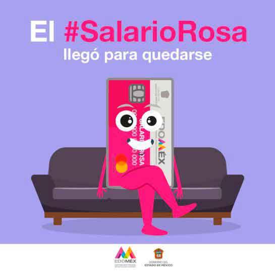 El Salario Rosa 2021 es un apoyo económico dirigió a mujeres que viven en EdoMéx. ¡Te decimos como registrarte para recibir $1,200 mensuales!