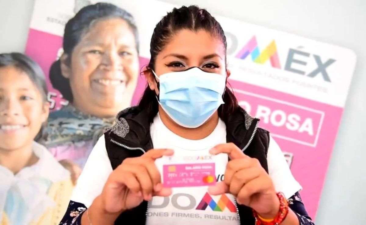 Salario Rosa Edomex 2021 – ¿Cómo se realiza registro para recibir 2 mil 400 pesos?