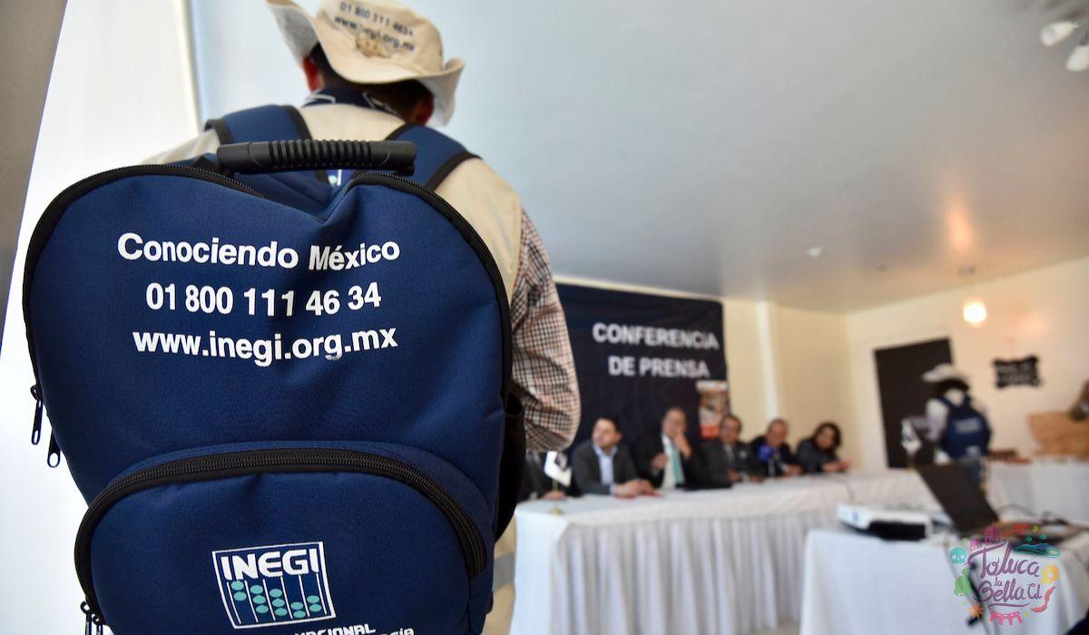 INEGI abre ofertas de empleo en el EdoMéx y otros estados de la republica  con sueldos de hasta 50 mil pesos