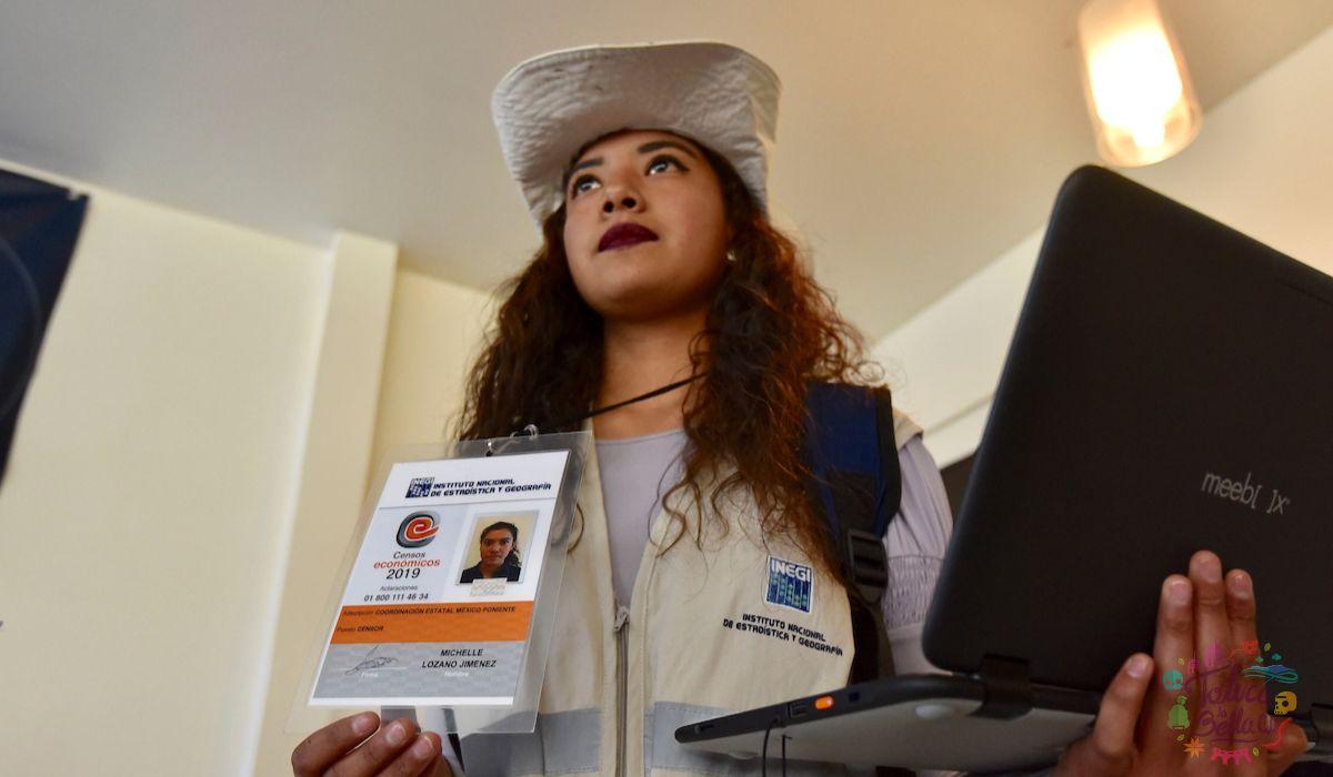 INEGI abre ofertas de empleo en el EdoMéx con sueldos de hasta 50 mil pesos