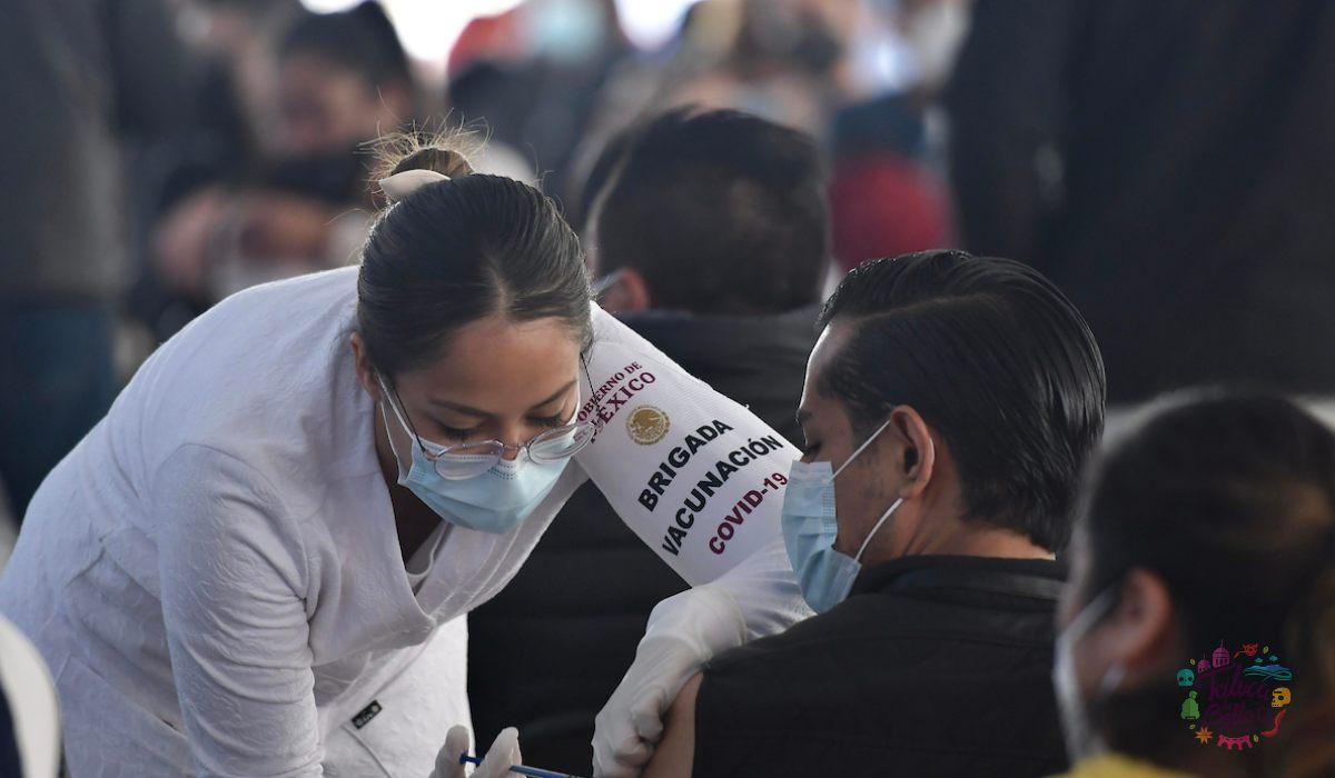 Inicia Vacunación en Cuautitlán Izcalli; si eres alumno de FES Cuautitlán también podrás vacunarte, ¡Checa el Calendario!