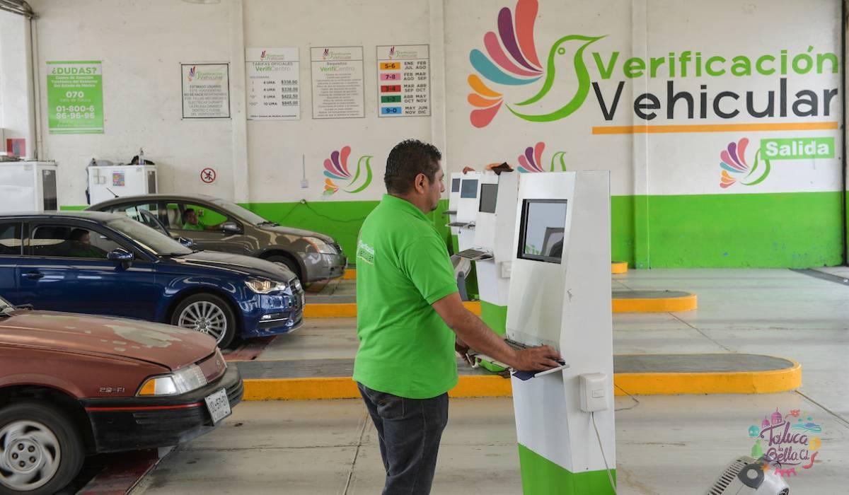 ¿De cuánto es la multa por verificación vehicular extemporánea EdoMéx 2021?