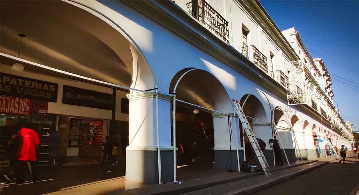 Artesanos se alistan para recibir al público en la Feria del Alfeñique 2021