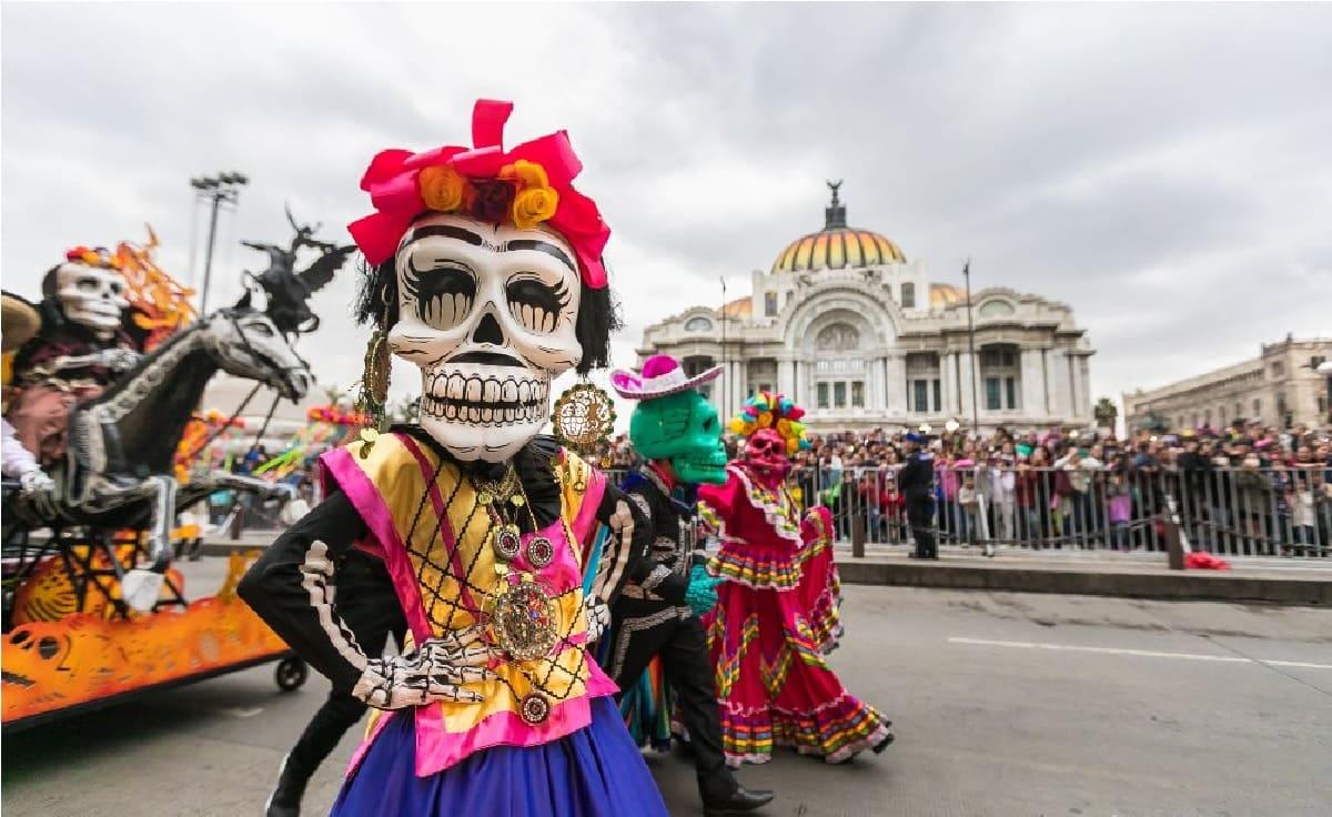 Conoce la ruta que tendrá el Desfile de Día de Muertos 2021 en CDMX