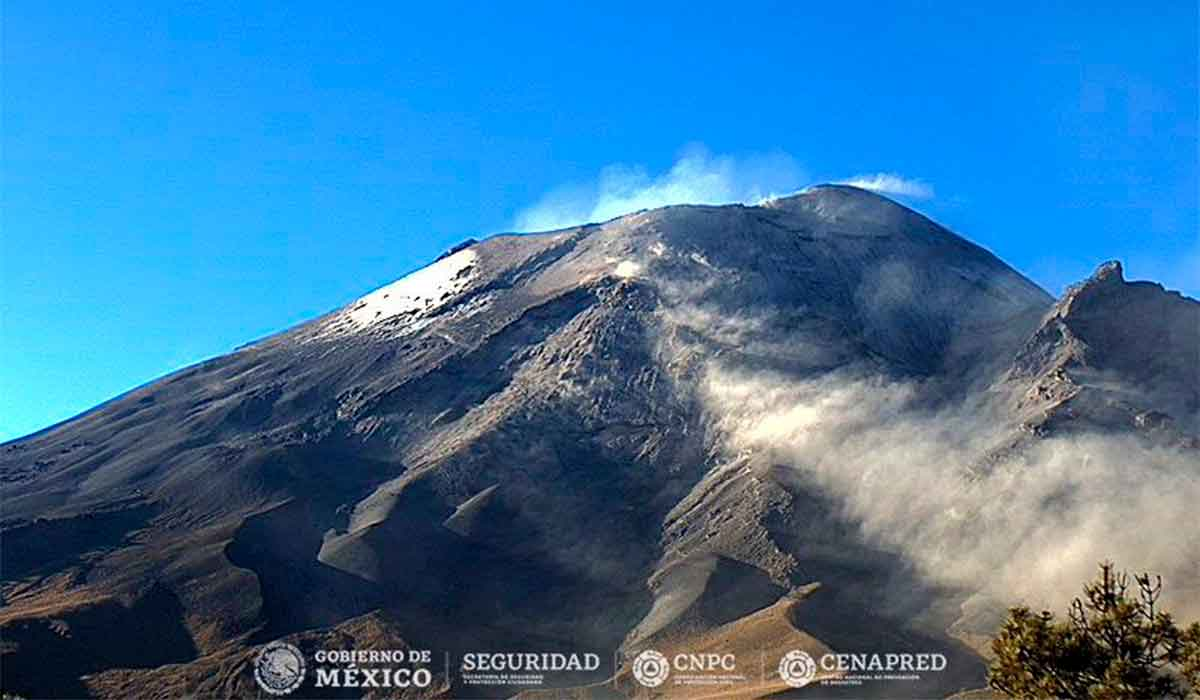 Caída de ceniza del Popocatépetl: ¡Estos son los municipios afectados en el EdoMéx!