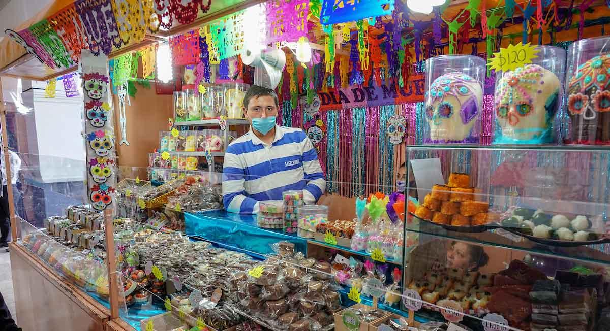 Conoce la fecha en que se hará la Feria del Alfeñique 2021 en Toluca