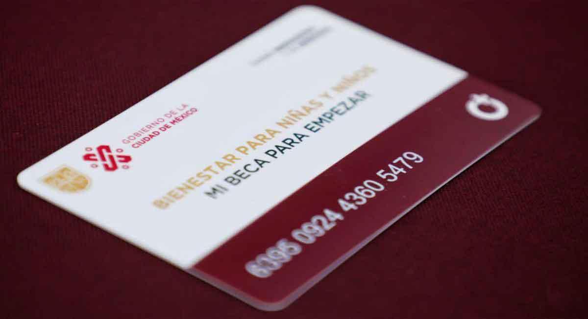 Conoce los beneficios y el cómo obtener la nueva tarjeta de Mi Beca para Empezar