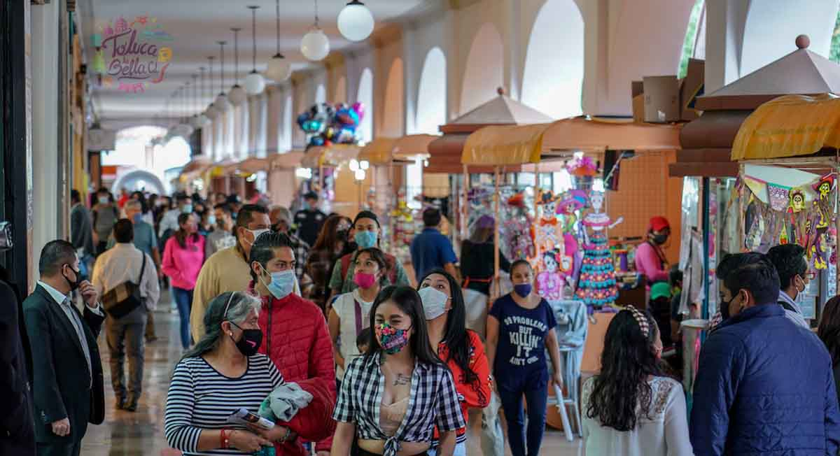 Feria del Alfeñique 2021, estas son las medidas sanitarias que se tomarán