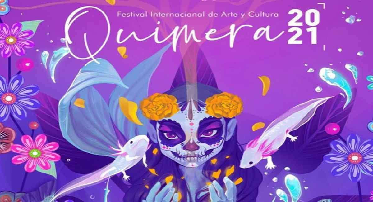 Festival Quimera anuncia fechas para su edición 2021