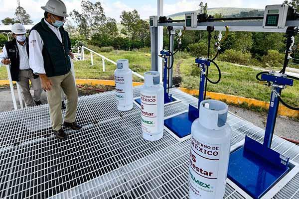 Gas Bienestar: aumento su precio en un 11 por ciento