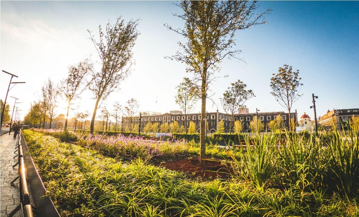 Así luce el Parque de la Ciencia Fundadores de Toluca a un día de su inauguración