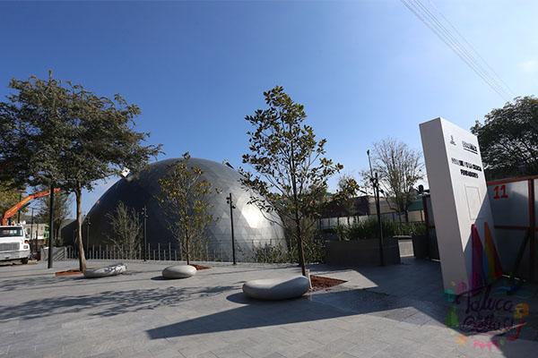 Parque de la Ciencia Fundadores Toluca, ya fue inaugurado, aquí los detalles