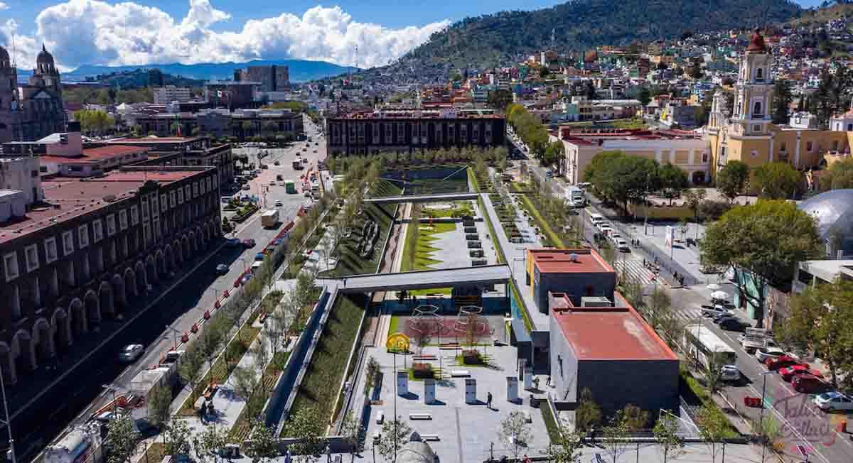Parque de la Ciencia Fundadores Toluca, ya fue inaugurado