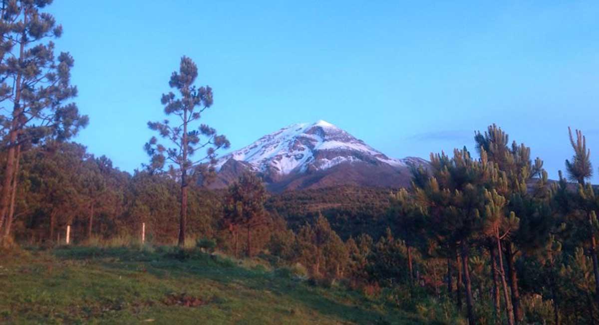 Pico de Orizaba siempre si pertenece a Veracruz: INEGI