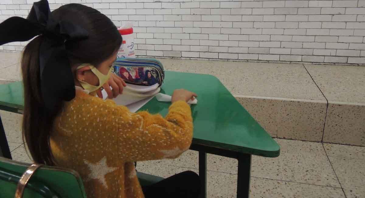 regreso a clases presenciales 2021 preescolar primaria y secundaria