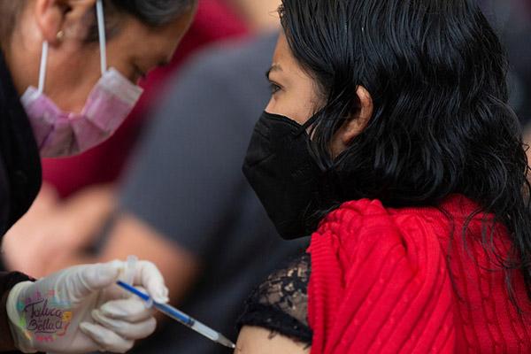 Vacuna covid 18 a 29 años Toluca: ¿Cuándo es la segunda dosis?