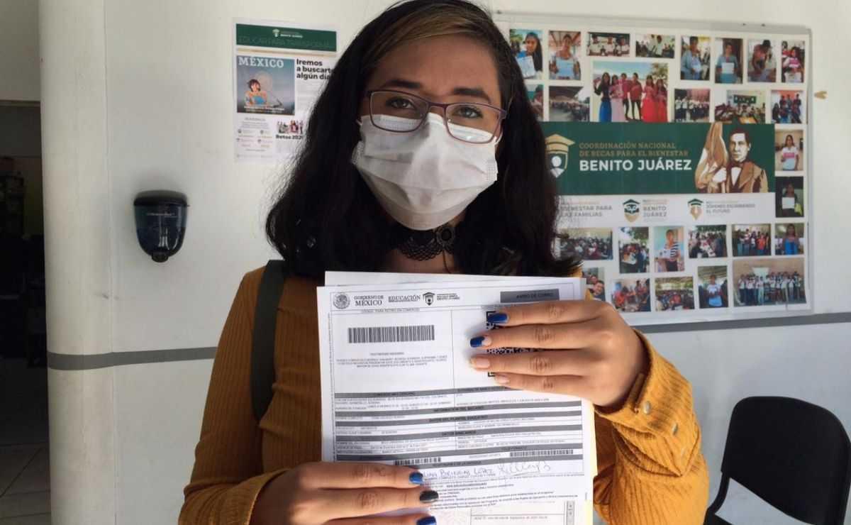 Becas Benito Juárez 2021 - ¿Cuándo depositan el pago adelantado de 3 mil 200 pesos?