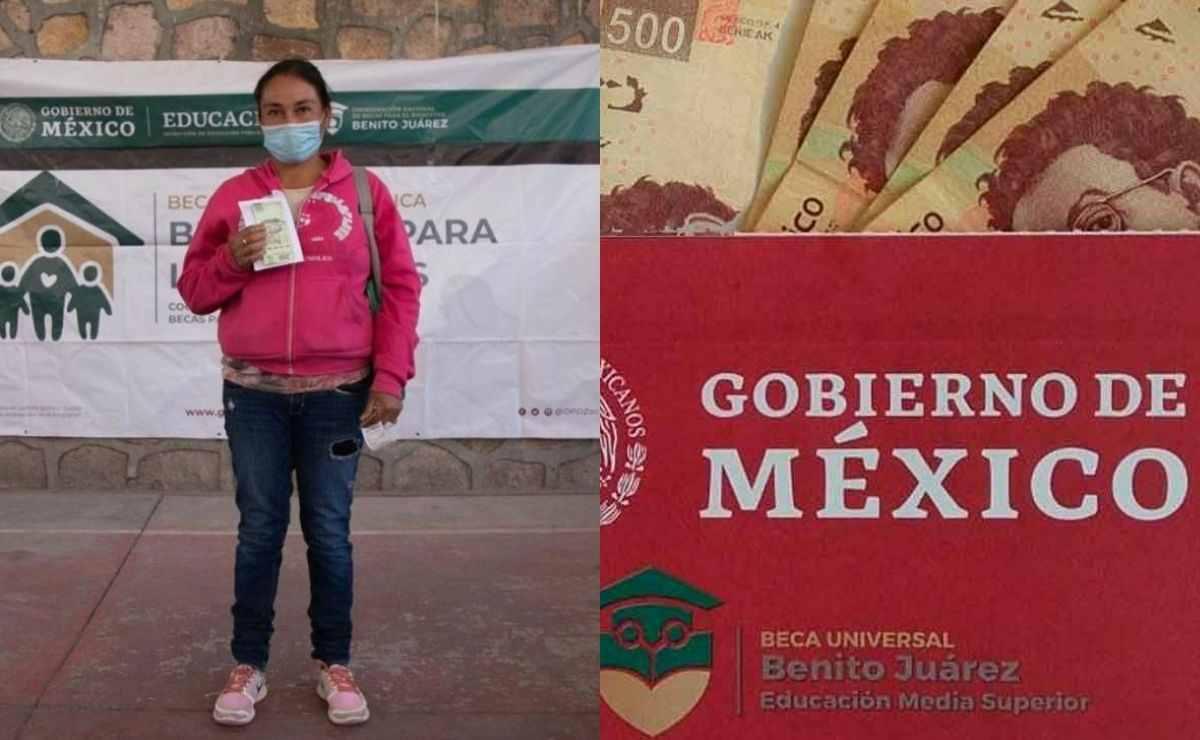 Becas Benito Juárez 2021- Registro y fecha del pago adelantado de 3 mil 200 pesos