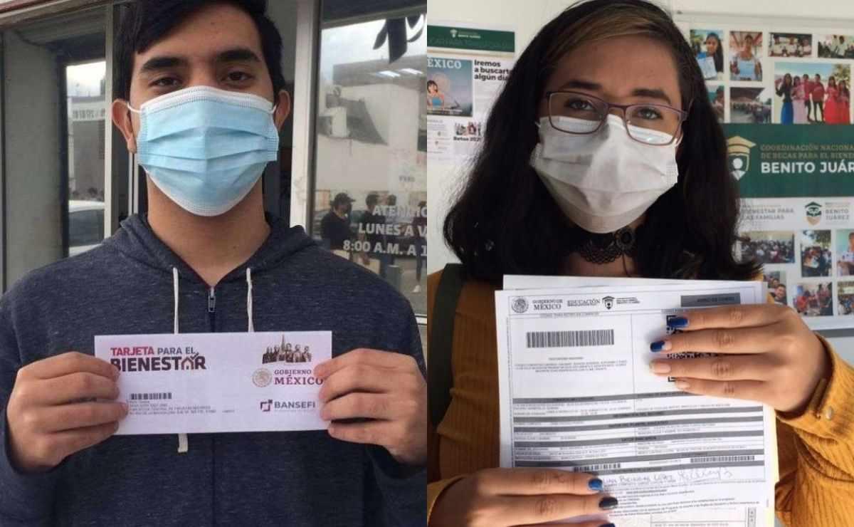 Se adelantará pago de las Becas Bienestar Benito Juárez 2021 para media superior