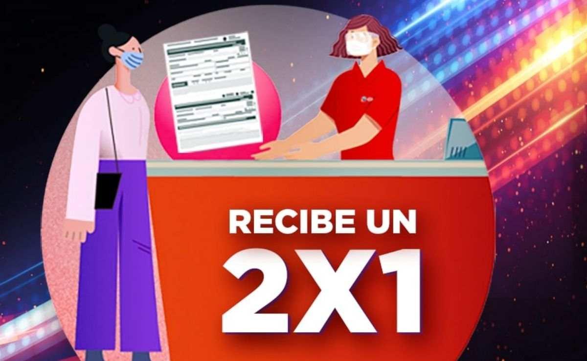 Promoción tu vacuna te invita al cine de Cinemex ofrece entradas al 2x1 en edomex y cdmx