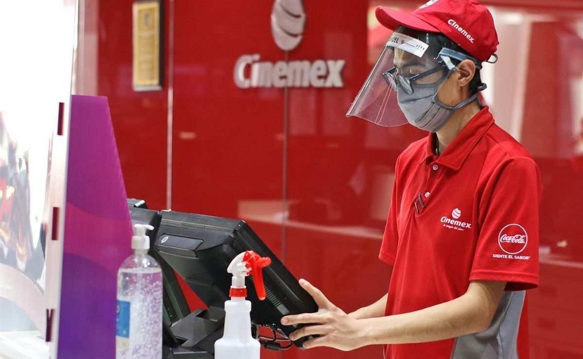 Cinemex estará ofreciendo entradas gratis al cine por una semana en Edomex y CDMX