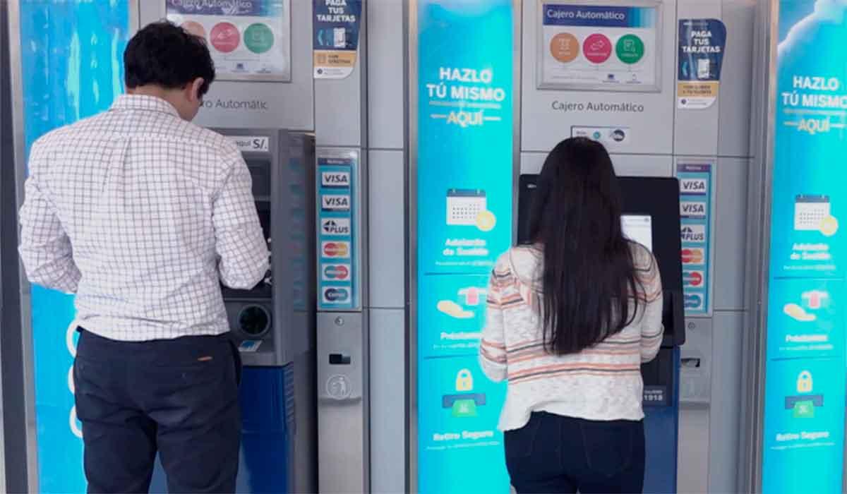 Cajeros automáticos: ¿Necesitas hacer un retiro de emergencia? Esto te cobrarán de comisión