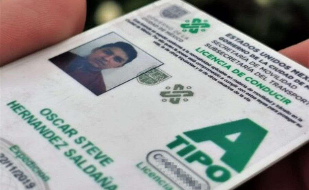 ¿Cómo puedo renovar mi licencia de conducir permanente en CDMX?
