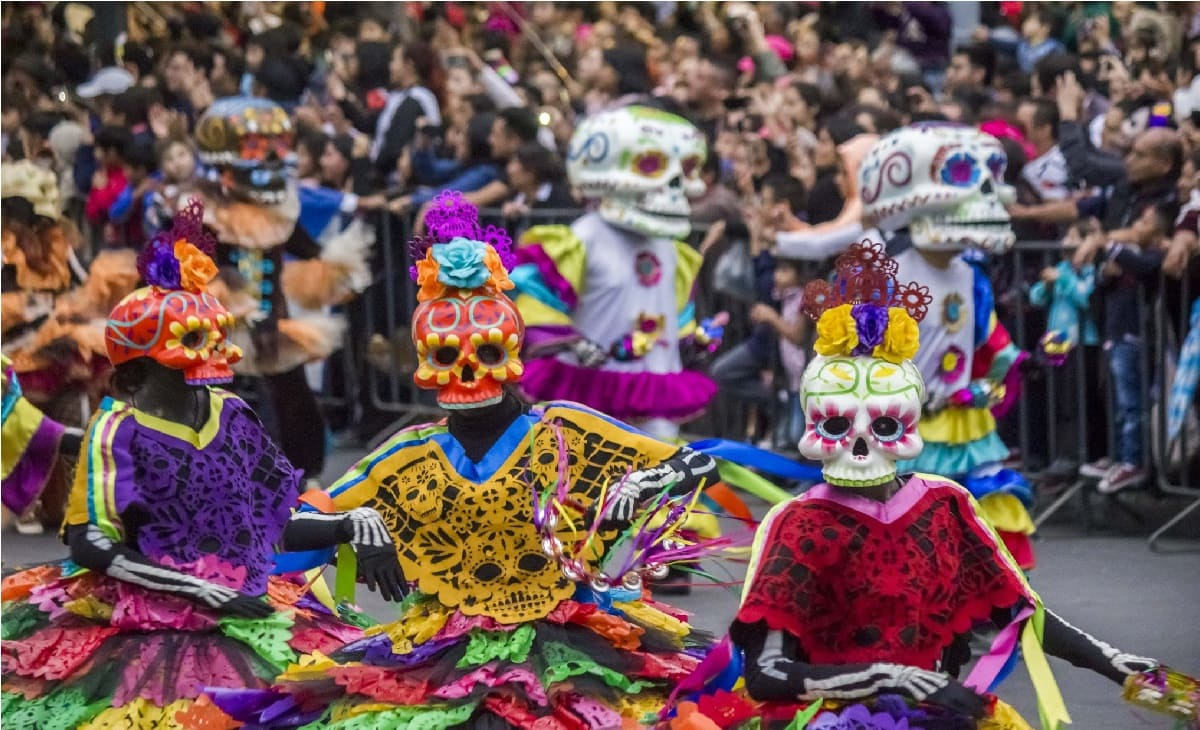 ¿Cómo será el Desfile de Día de Muertos 2021 de la Ciudad de México?