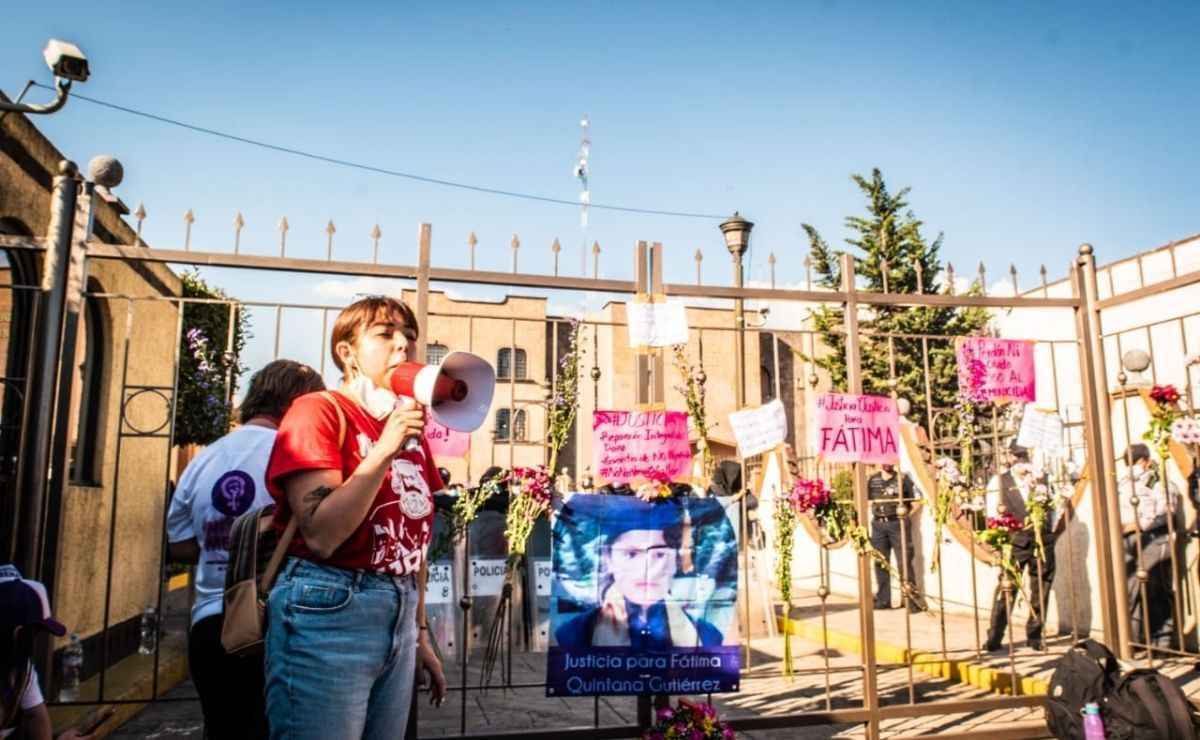 Condenan a prisión vitalicia a feminicida de Fátima en Edomex