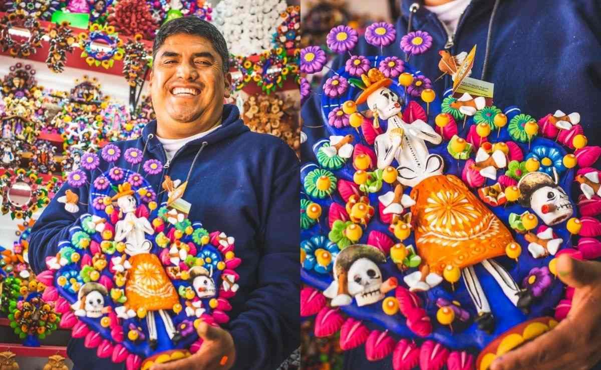 Conoce las artesanías de barro que ofrece el municipio de Metepec