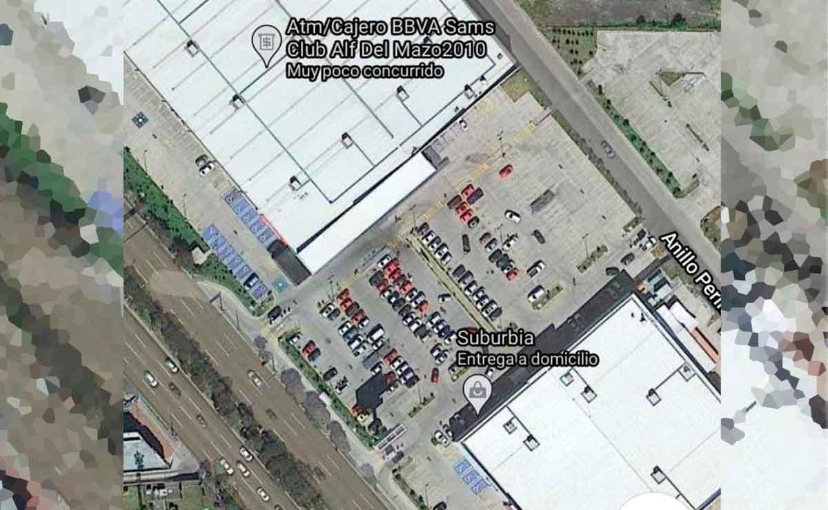 Denuncian cristalazos en el estacionamiento en el SAM'S de Toluca