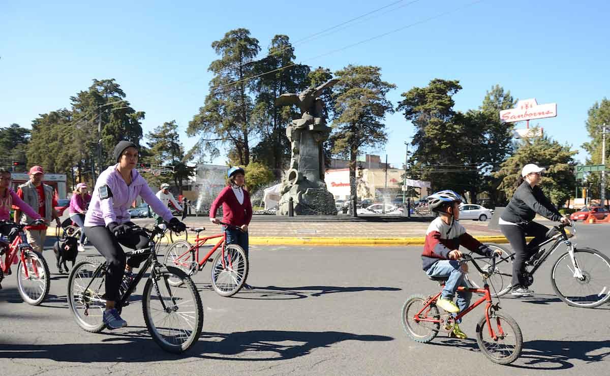 Edomex propone diseño de ciclovías que podrían ser altamente peligrosas para ciclistas