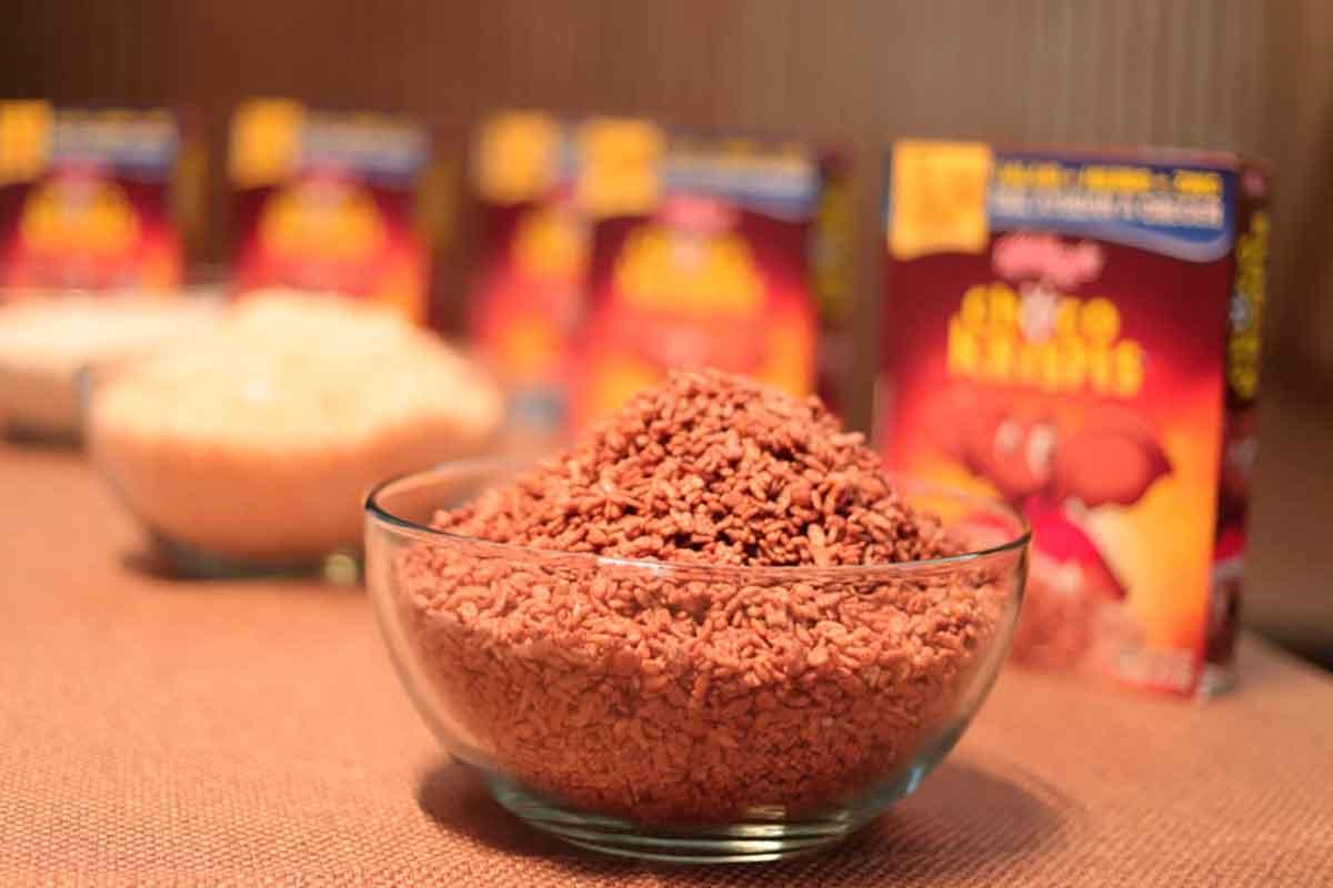 Chocokrispis: ¡Estos ingredientes lo hacen no apto para el consumo!