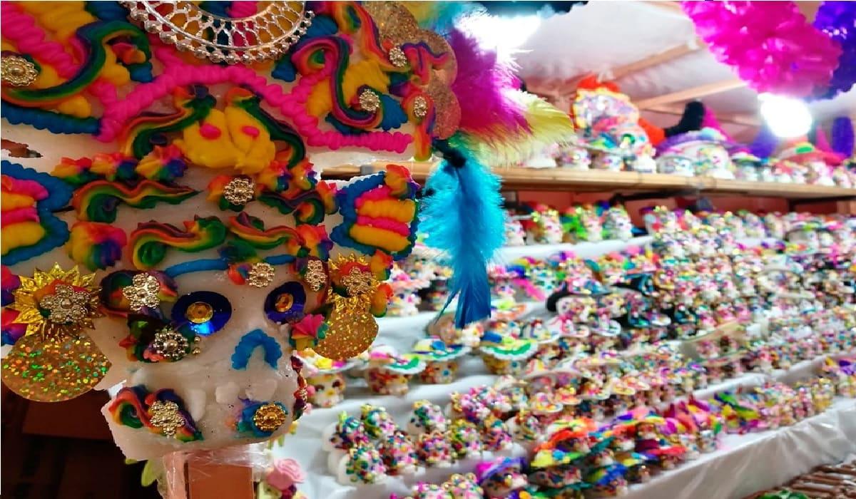 Toluca confirma la Feria del Alfeñique 2021