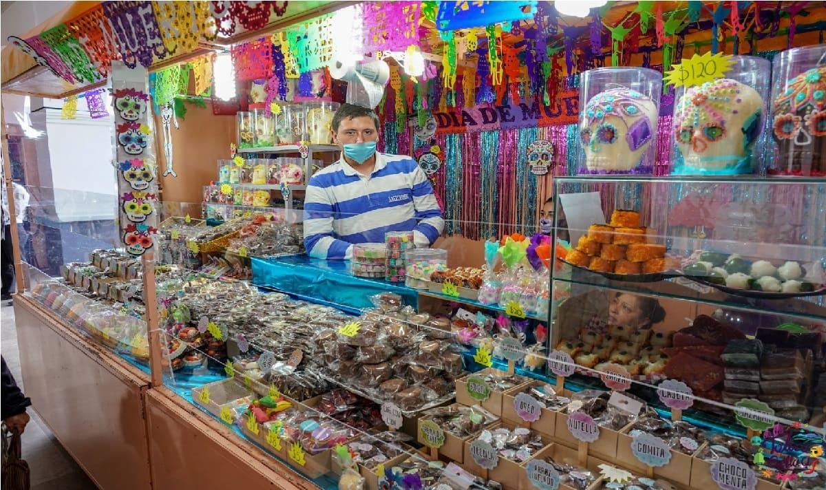 Conoce la sede, horarios y fecha oficial de la Feria del Alfeñique 2021