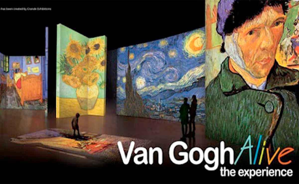 Fechas, horarios y costo de Van Gogh Alive en Toluca