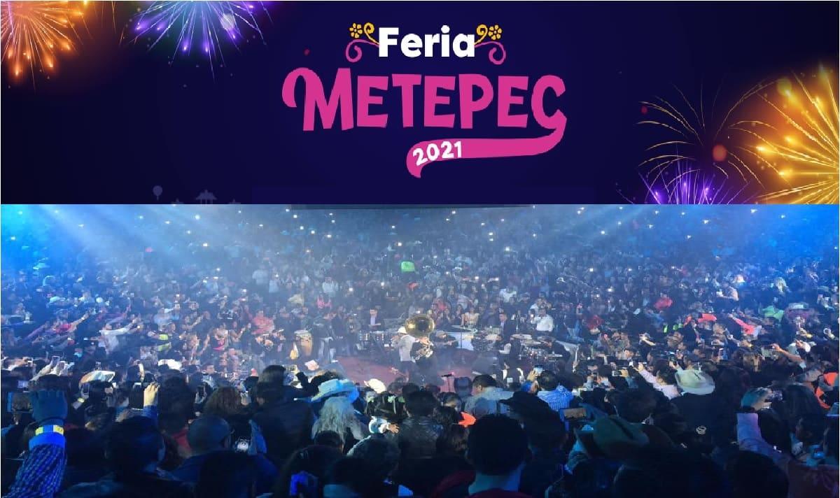 Empresa Diamante confirma la realización de la Feria de Metepec 2021