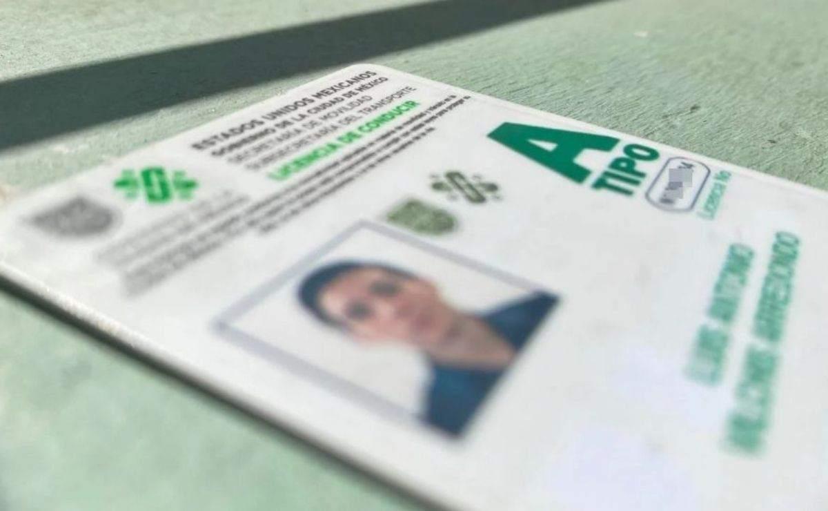 Consulta los pasos para renovar tu licencia de conducir permanente en la CDMX