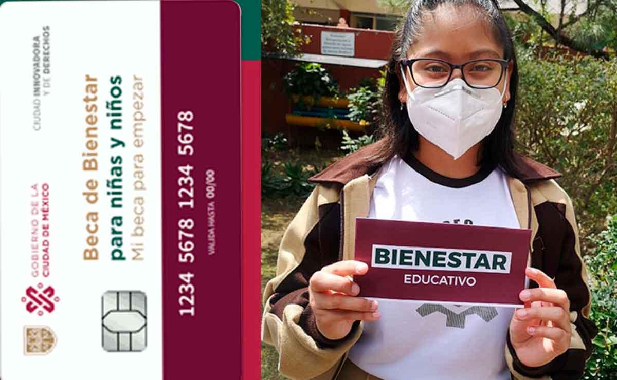 Mi Beca para Empezar 2021 recoger nueva tarjeta educacion básica