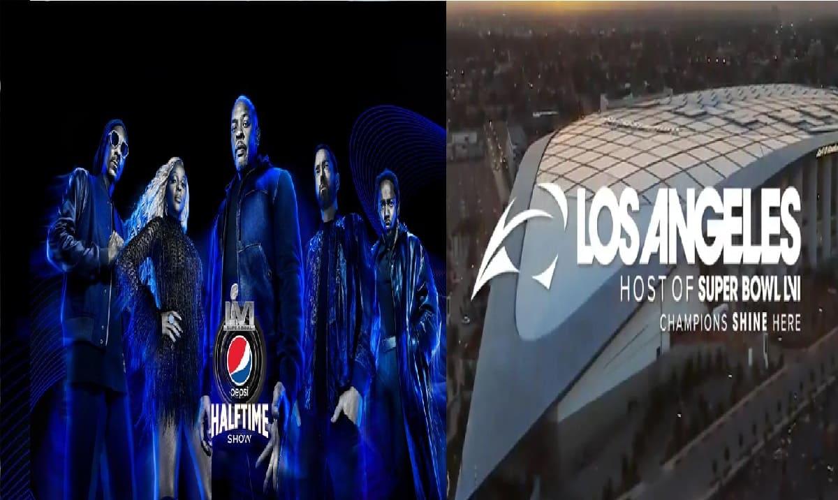 Super Bowl 2022: Fecha oficial y artistas para el show del medio tiempo