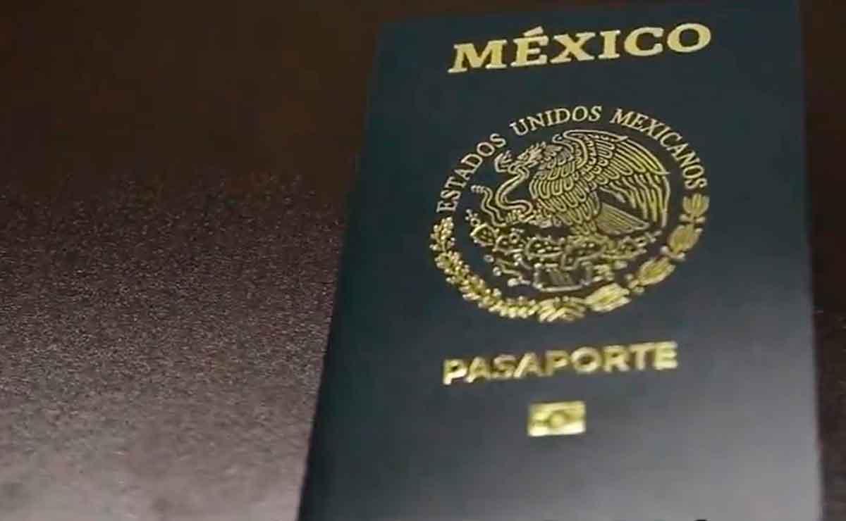 Nuevo pasaporte electrónico mexicano 2021