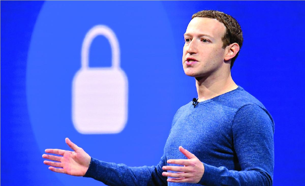 Acciones de Facebook se desploman tras caída mundial